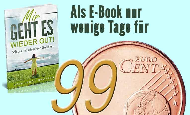 E-Book für 99 Cent – nur noch wenige Tage
