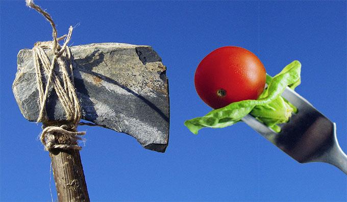 Essen als Medizin, Teil 2: Urzeit-Organismus trifft auf moderne Ernährung